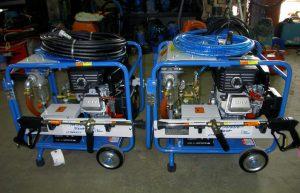 エンジン式ポンプ・高圧洗浄機