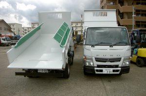 トラック・ダンプ・軽トラ